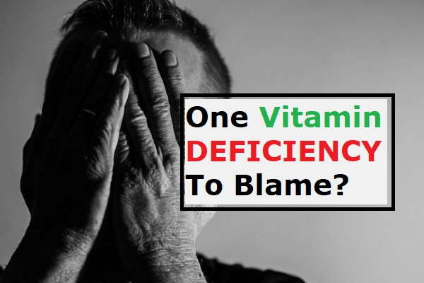 b12 deficiency and mood disorders