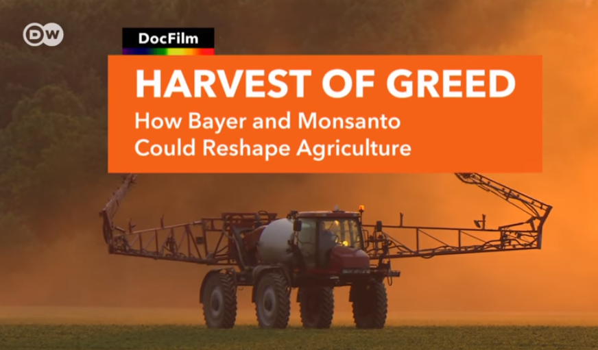 monsanto bayer merger german documentary