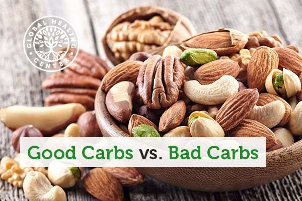 good carbs and bad carbs difference