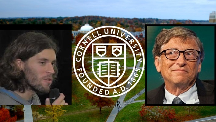 bill gates robert schooler cornell university