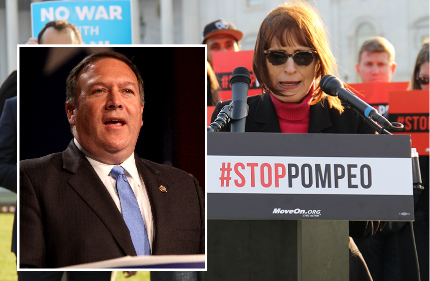 food water watch mike pompeo