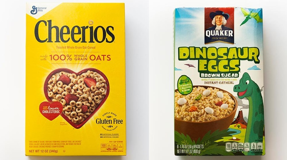glyphosate breakfast cheerios monsanto