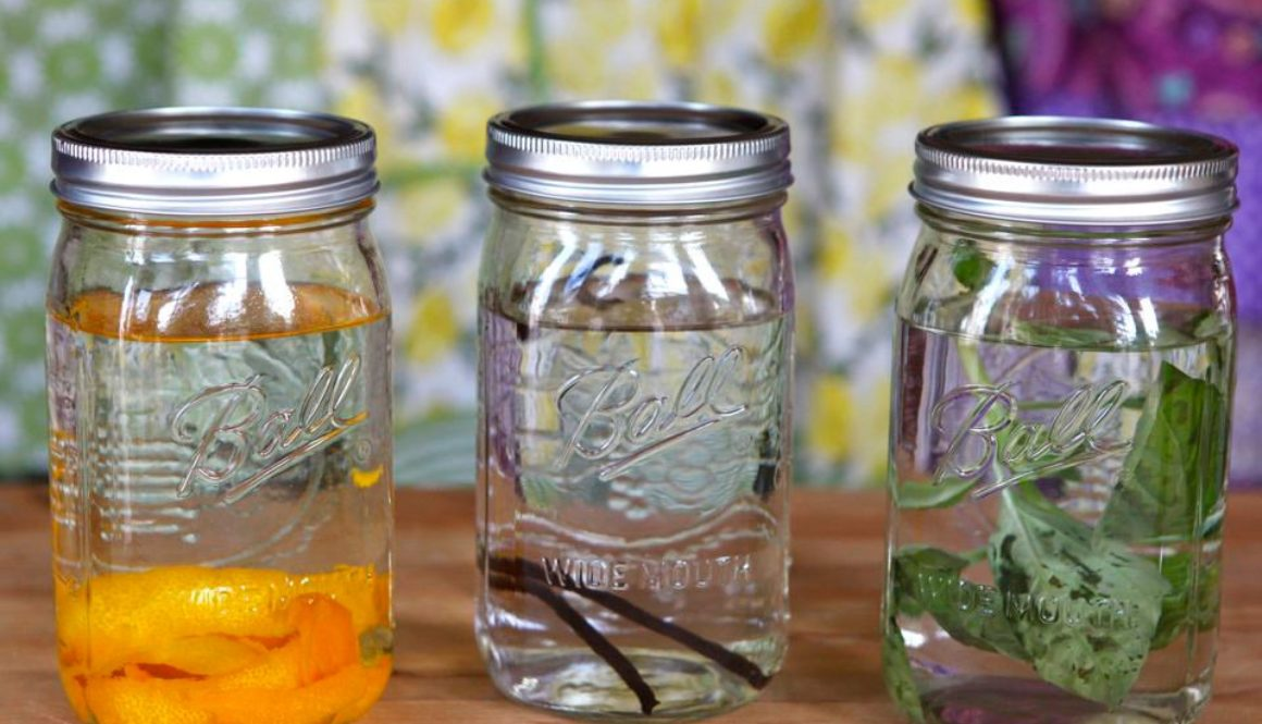 glass jar water benefits tequila