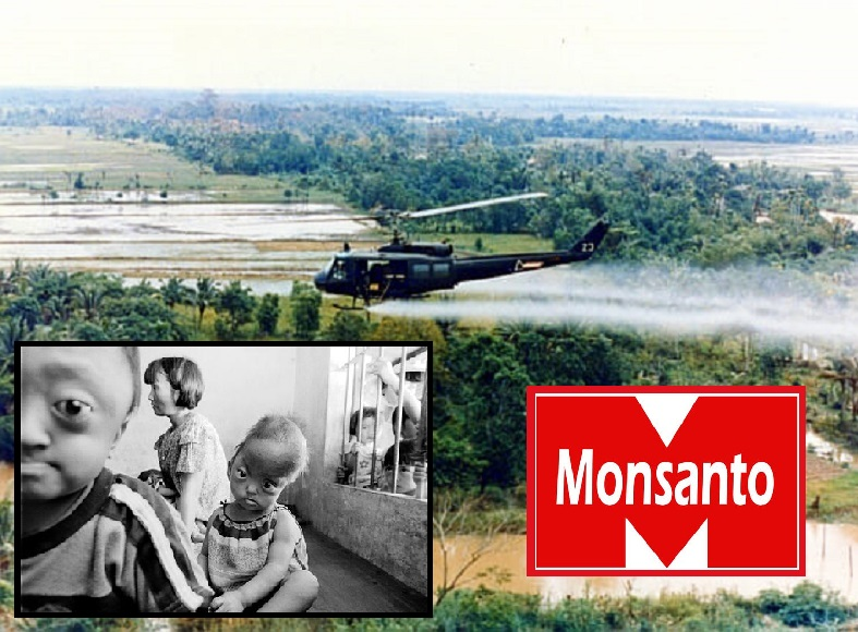 vietnam monsanto agent orange