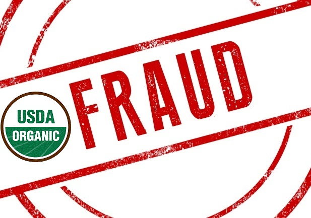 organic fraud scheme usda