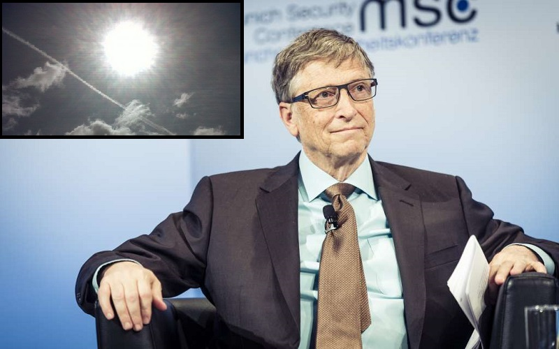 bill gates block out the sun