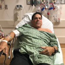 Incredible Hulk Star Lou Ferrigno Hospitalized After Vaccination Goes Terribly Wrong