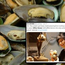 """""""I Will Never Fully Recover"""" — Artist's Poisoning Shows the Dark Side of Shellfish"""
