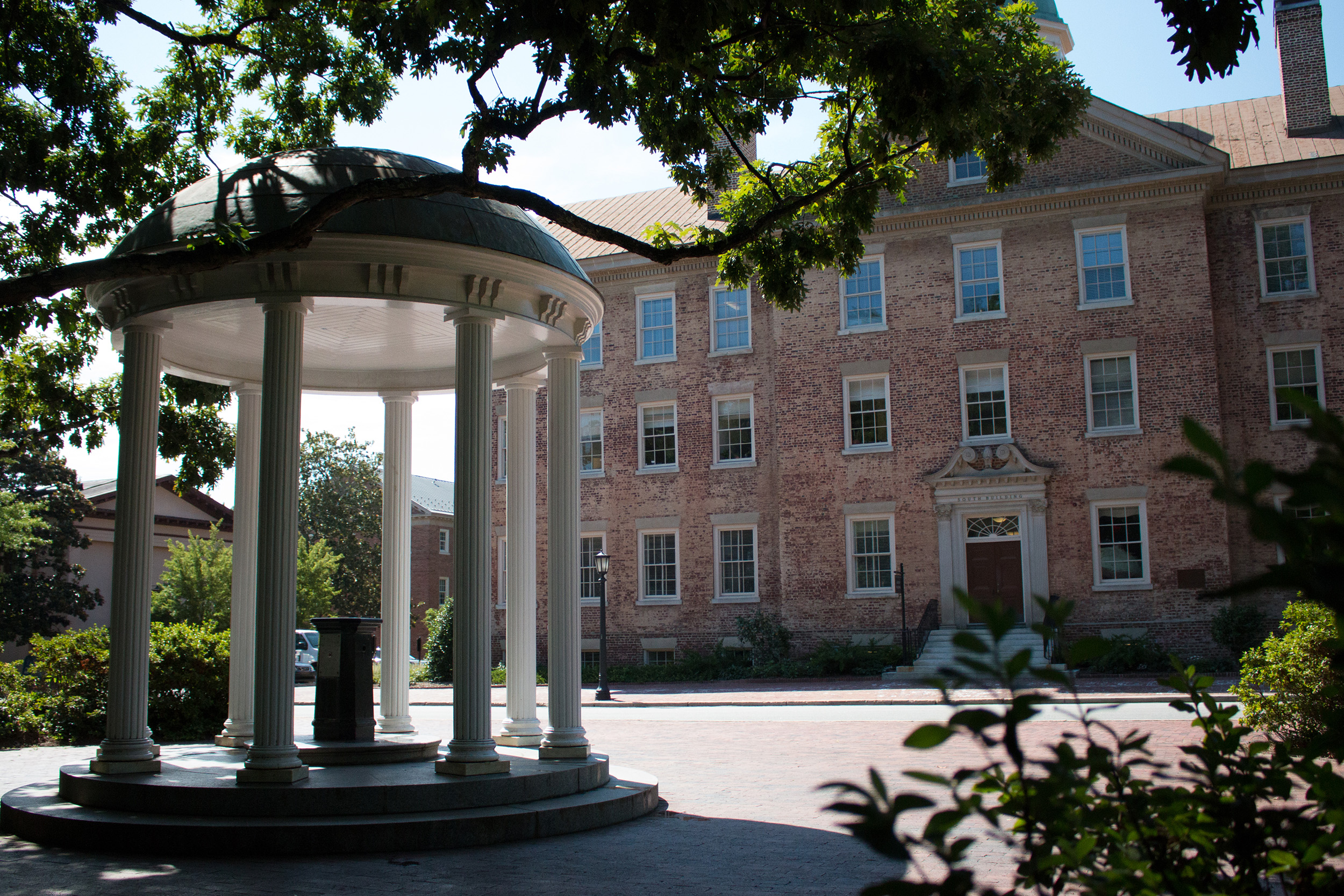 The College of Arts at UNC-Chapel Hill.