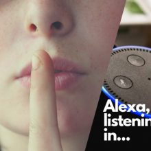 Alexa Employees Around The Globe Listen To & Record Your Private Conversations