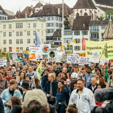 Thousands Take to the Streets of Switzerland, March Against Bayer While Demanding Shift to Sustainable Agriculture