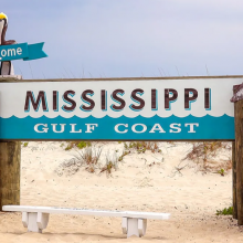 Every Beach in State of Mississippi Now Closed Due to Toxic Algae Blooms