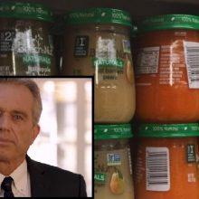 "Robert F. Kennedy, Jr. Led Organization Announces Lawsuit Against Falsely Labeled ""100% Natural"" Baby Foods Company"