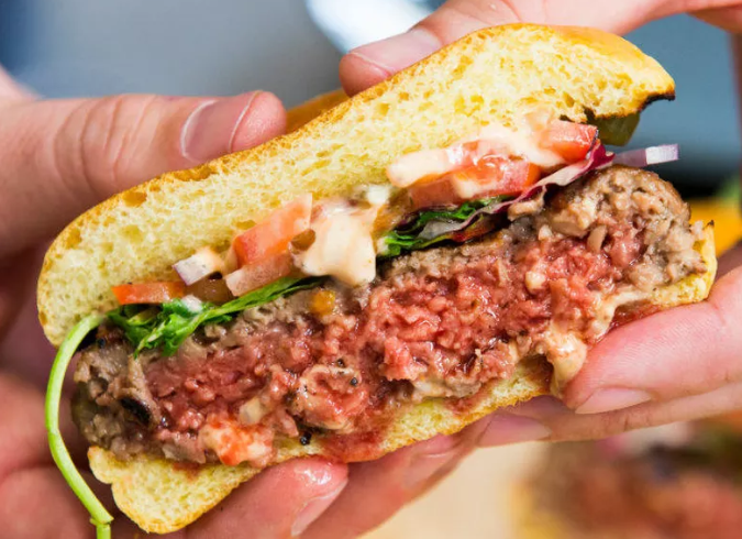 impossible burger glyphosate