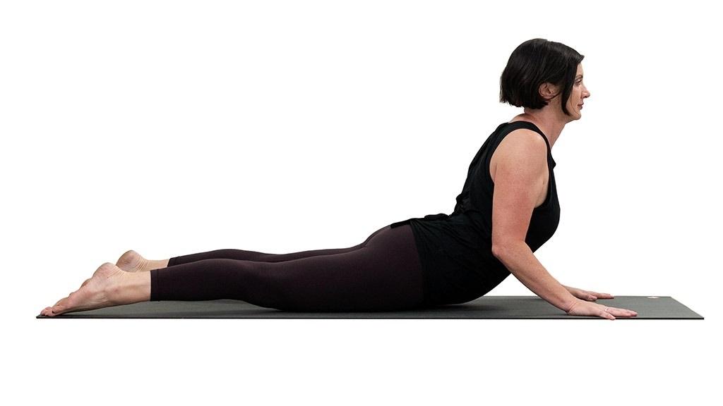 cobra pose weight loss yoga
