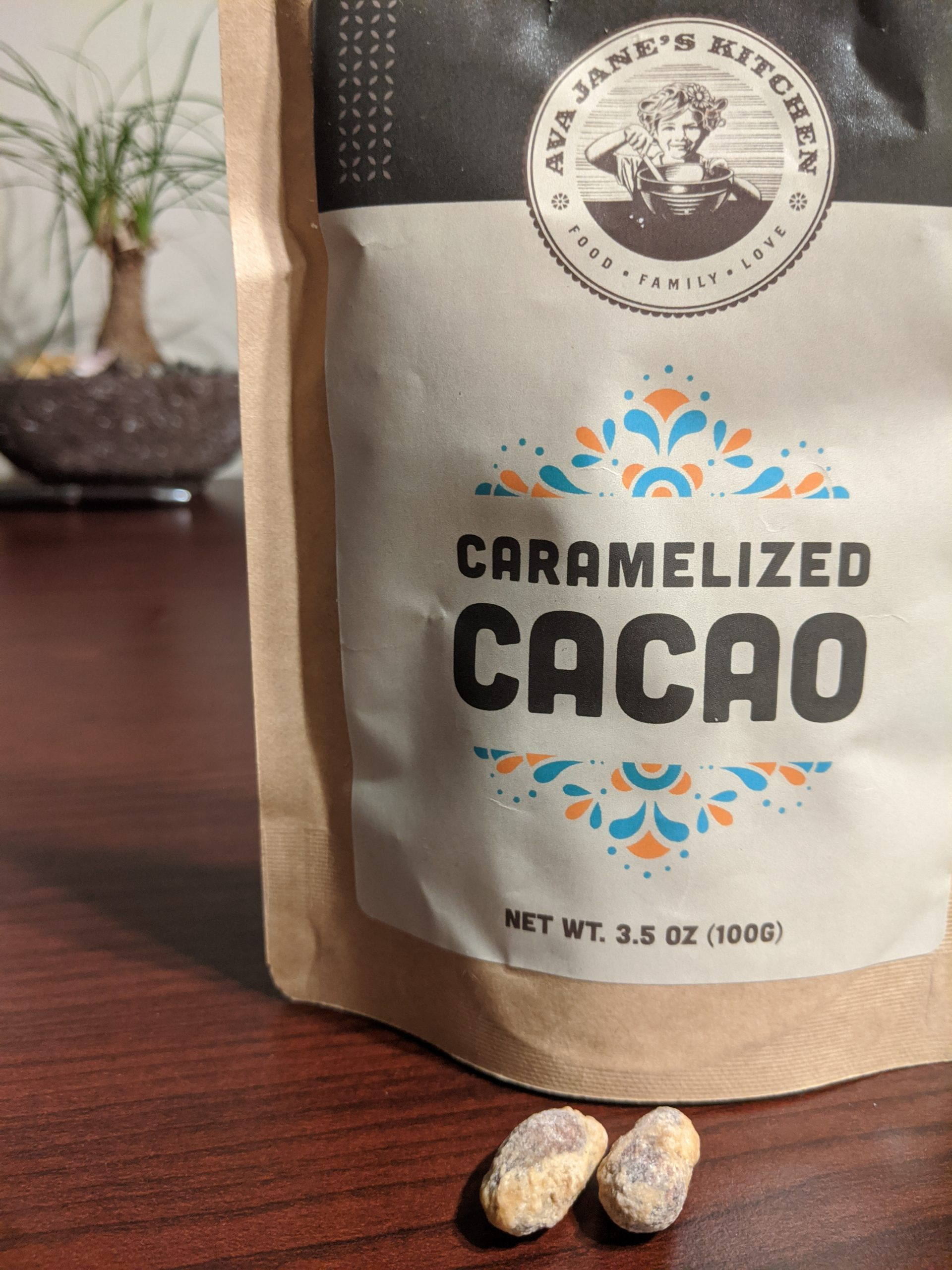 wild harvested cacao