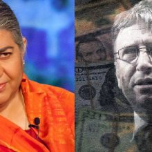 """Bill Gates is Continuing the Work of Monsanto:"" Vandana Shiva Calls Out Billionaire Philanthropist in French TV Interview"