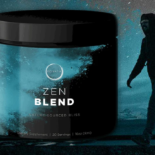 Product Review: Zen Blend, a Medicinal Mushroom Based Tonic Designed for Better Focus, Enhanced Mood and More