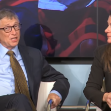 """""""Do We Need Safety Testing?"""" Bill Gates Discusses """"Injecting GMOs Into Little Kids' Veins"""" in Rare 2015 Video Clip"""