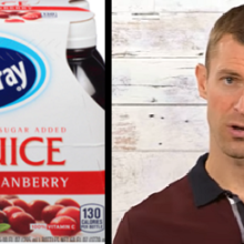 Well Known Holistic Doctor Warns: Avoid This Type of Cranberry Juice At All Costs