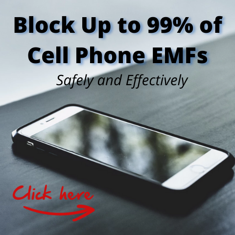 cell phone case emf blocker