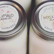 California Woman Uses Quarantine to Flex Her Entrepreneurial Muscles, Start Organic Nut Mylk Delivery Service