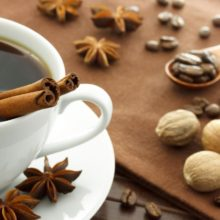 Mitigate the Acidic, Negative Effects of Coffee by Adding This One Ingredient to Your Next Cup