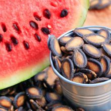 Four Amazing Health Benefits of Watermelon Seeds