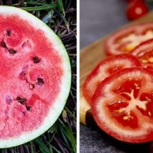 Protect Yourself From the Sun's Rays — With Two Foods That Grow in Your Home Garden
