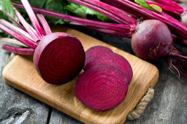 beets nitric oxide